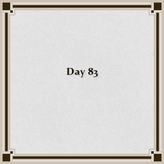 Day 83