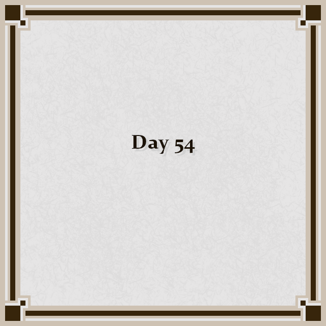 Day 54
